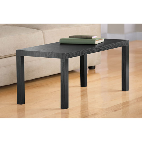 Parsons Coffee Table Espresso Or Black Color
