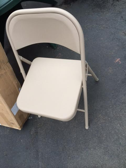 METAL FOLDING CHAIRS SET OF 4 COSTCO NYFastFurniture