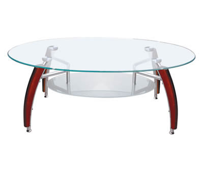 Glass Tables modern glass coffee/dining table, nyfastfurniture